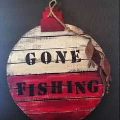 Gone fishing! I was busy helping out decorating a woodlands themed baby shower…
