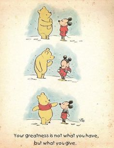 Winnie pooh and mickey Disney Amor, Disney Love, Disney Pixar, Disney Characters, Disney Mickey, Walt Disney, Funny Friendship Pictures, Funny Pictures, Cute Quotes