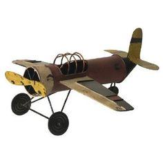 airplane for shelf display