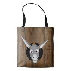 Hee Haw Allover Tote Bag - accessories accessory gift idea stylish unique custom