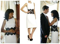 Olivia Pope Fashion in Episode 2.08: Happy Birthday, Mr. President For Fitz's Inauguration Day, ... #birthday #Day #episode #fashion #Fitzs #happy #inauguration #olivia #Pope #president