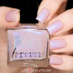 Femme Fatale Horae Awaits Nail Polish (Birth Of Venus Collection) (PRE-ORDER SHIP DATE: 10/31/16)