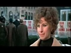 Barbra Streisand - The Way We Were (Movie Version)....not all love, no matter how strong is meant to be.  This movie makes me cry every single time!