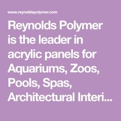 Rayong, Home Aquarium, Acrylic Panels, Zoos, Aquariums, Water Features, Interior And Exterior, Spa, It Cast