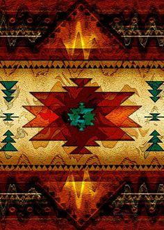 Native American Art ? I have an idea!!!!!!!