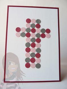 Stampin' Up! - Konfirmationskarte - Kommunionskarte - rosamaedchen.blogspot.de