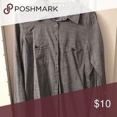 Maurice's Button up Top Worn once! Perfect condition! Maurices Tops Button Down Shirts