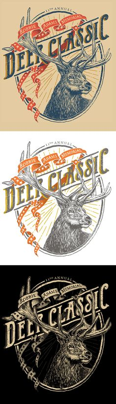 Robbie Adams Memorial Deer Classic by Jeff Trish