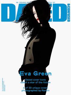 Eva Green on Dazed & Confused