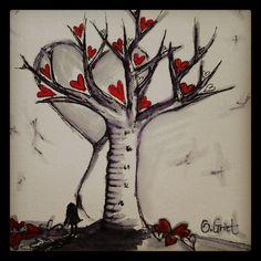 Tree of age.