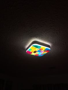 Creating your own ceiling light