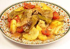 Recette Mosli bel alouch de la cuisine Tunisienne