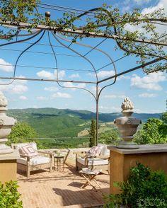 Mix and Chic: Home tour- A charming Italian farmhouse!