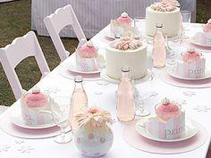 Princess tea party table