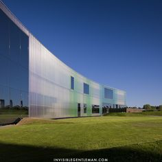 LABAN DANCE CENTRE | Jacques Herzog & Pierre de Meuron | London, Uk
