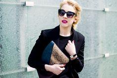 LOOK: Jak nosić plisy na co dzień?   Milena Bekalarska
