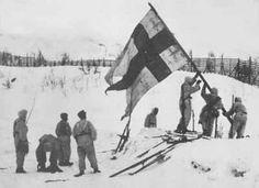 Got Sisu? Essential Guerrilla Tactics from the Finnish Winter War World History, World War Ii, German Soldier, History Of Finland, Finland Flag, Military Deployment, Art Of Manliness, Fun World, History Timeline