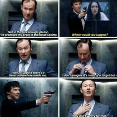 Oh, Mycroft,  dear, this just shows that you DO have a heart.