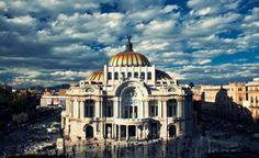 Palacio de Bellas Artes, Mexico D.F.