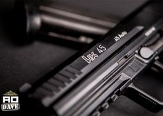 Airsoft Obsessed: KWA HK45 Take Down #Awesome