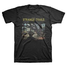 Strange Trails Album Tee