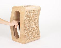 Projet étudiant : Assise Brik par Juliette Babaud