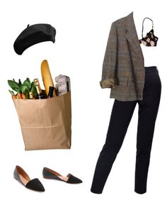 """""""paris"""" by bluejulien ❤ liked on Polyvore featuring Paul Smith, Madewell, Acacia Swimwear and Marc by Marc Jacobs"""