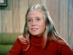 Eve Plumb in The Brady Bunch Eve Plumb, Maureen Mccormick, Boy Problems, The Brady Bunch, Three Daughters, Tights Outfit, Guy Names, Old Tv, Heartland