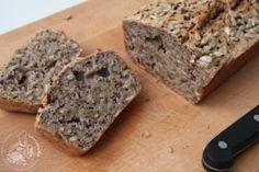 Chleb gryczany z ziarnami – prosty i zdrowy przepis (bezglutenowy)