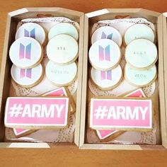 Tout pour la Patisserie et le Cake Design - Cook Shop Bts Happy Birthday, Army's Birthday, Sweet 16 Birthday, Birthday Cookies, Bts Cake, Macarons, Kpop Diy, Bts Birthdays, Bts Merch