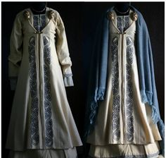 This is gorgeous!/I'd just like to add that outside of Mammen (which is considered an outlier, more Saxon than Viking) we don't know of any large embroideres like this.