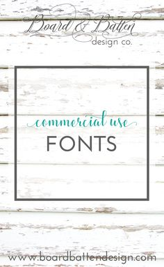 Welcome to the Board & Batten commercial use fonts board, where you will find loads of carefully curated commercial use fonts for your designs. Scrapbook Paper Crafts, Scrapbooking, Commercial Use Fonts, Batten, Your Design, Boards, Typography, Planks, Letterpress