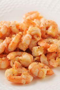 Ebi Mayo, Fried Shrimps dressed with Japanese Mayonnaise|えびマヨ