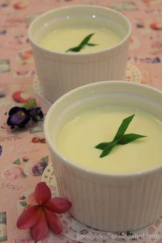 Shunde Sweetened Fresh Milk Pudding with Ginger (Chinese Dessert)