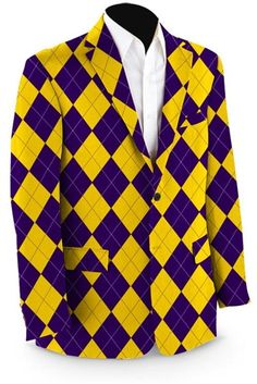 84d045992 Mens Sport Coats by Loudmouth Golf - Purple & Gold. Buy it @ ReadyGolf
