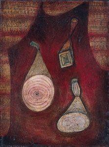 Omega 5 (Objetos de imitación), Paul Klee