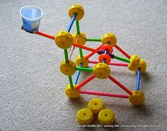 how to build a toy catapult