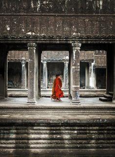 Through the columns | by IanBrewer