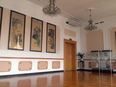 Instalacja klimatyzacji w ambasadzie.
