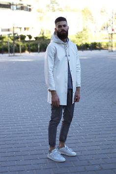 Adidas x Stan Smith. #adidas #stansmith #barneybarrett #barney-barrett #streetstyle #mensstyle #menswear #mensoutfit