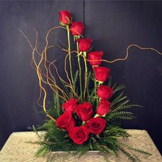 on Arreglos de flores Rosen Arrangements, Valentine Flower Arrangements, Large Flower Arrangements, Funeral Flower Arrangements, Flower Centerpieces, Flower Decorations, Church Flowers, Funeral Flowers, Altar Flowers
