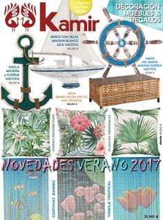 ¡Descubre las novedades del Verano 2017! http://kamir.es/nuevos-productos  #novedades #verano #decoracion #mueble #regalos #casa #hogar #home #tienda #online #decompras #kamir #kamirdecoracion