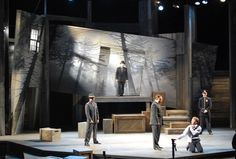 As You Like It. American Players Theater. Scenic design by Andrew Boyce. 2010
