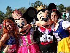 de 19 a 22 de fevereiro de 2015 Durante o período de 19 a 22 de fevereiro de 2015 a Disney irá realizar a Disney Princess Half Marathon Weekend possibilitando as participantes provarem que possuem o comportamento, a perseverança e a determinação para ser...