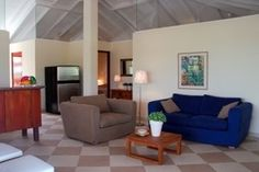Appartementen Blue Bay in Blauw Baai. Voordelig naar Curaçao.