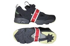 Reebok Instapump Fury OG MB Navy Olive 2017 November Release Date Info Sneakers Shoes Footwear Strap Classic Removable