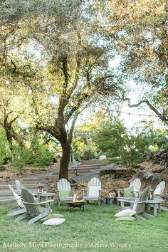 Reception • Oak Grove • Mallory Miya Photography #Arista #Winery #Wedding #Venue #Sonoma #Healdsburg #California
