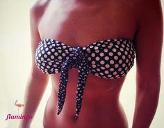 Strapless bikini size S/M (top 34B)