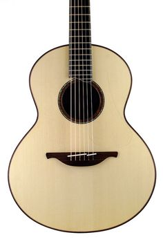 S50 Tasmanian Blackwood Adirondack Acoustic Guitar by George Lowden Guitars