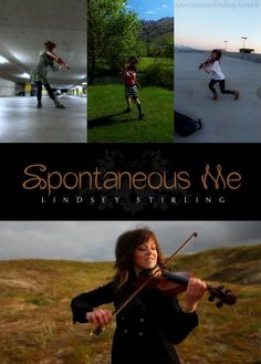 Spontaneous Me by Lindsey Stirling